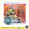 The Bears in the Bed and the Great Big Storm - Picture Book ad CD Set หนังสือนิทานพร้อมซีดีประกอบ ครอบครัวหมีผจญพายุ Paul Bright