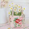 กระเป๋าปลุกดอกไม้ Flower Bag < พร้อมส่ง >