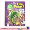Board Book : Fun Ferret : On the Loose บอร์ดบุ๊คส์เฟอร์เรตแสนสนุก พร้อมตุ๊กตาประกอบการเล่านิทาน