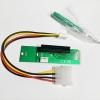 NGFF M2 to PCI e 4x รุ่นลายวงจรเต็ม