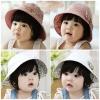 หมวกปีกเด็กหญิง ใส่ได้ 2 ด้าน น่ารักสไตล์เกาหลี
