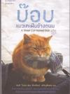 บ๊อบ แมวเตะฝันข้างถนน (A Street Cat Named Bob) (Bob The Cat series #1)