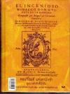 ดอนกิโฆเต้ แห่งลามันช่า ขุนนางต่ำศักดิ์นักฝัน (ปกแข็งเล่มใหญ่) (El ingenioso hidalgo don Quixote de la) [mr06]