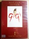 (DVD) Gigi (1958) สาวน้อยจีจี หัวใจเธอไม่ห้าว