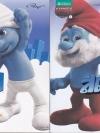 สเมิร์ฟ 1 - 2 (The Smurfs Movie Novelization)