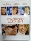 (DVD) Something's Gotta Give (2003) ซัมธิ้งส์ ก็อตตา กีฟ รักแท้ไม่มีวันแก่