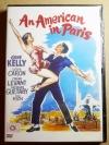 (DVD) An American in Paris (1951) แอน อเมริกา อิน ปารีส