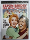 (DVD) Seven Brides for Seven Brothers (1954) 7 คู่ชู้ชื่น (2 Discs)