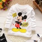 เสื้อลายการ์ตูน Mickey Mouse