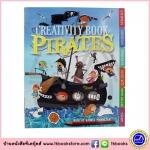 Andrea Pinnington : Pirates Creativity Book หนังสือกิจกรรมสร้างจิณตนาการ ธีม โจรสลัด