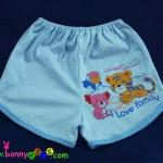 กางเกงเด็กแรกเกิดขาสั้น แพ็คโหล 12 ตัว
