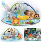 เพลยิมหมีขาว พูดได้ มีเพลง สำหรับเด็กเล็ก Smart Baby Deluxe Musical Activity Gym