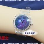 cl4010 หน้าปัดลาย: Blue Star