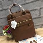 กระเป๋า Legato largo 2 way mini rucksack C.Beige ราคา 1,290 บาท Free Ems