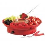 เครื่องทําช็อกโกแลตฟองดูว์ chocolate fondue maker