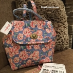 Cath Kidston Turnlock Backpack Outlet