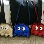 กระเป๋าสะพายข้าง Pacman Anya hindmarch Charm (ใบใหญ่)
