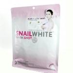 Snail White Mask Shot , สเนล ไวท์ มาส์ก ชอทท์ 1@650
