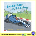 Busy Wheels : Racing Car is Roaring : Mandy Archer & Martha Lightfoot นิทานภาพ รถแข่ง