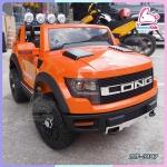 รถกระบะ LONG สีส้ม