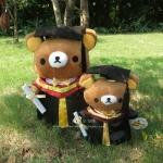 ตุ๊กตา Rilakkuma รับปริญญา 14นิ้ว