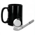 แก้วน้ำตีกลอฟ์ Golf Mug <พร้อมส่ง>