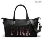 กระเป๋า VICTORIA'S SECRET Pink Travel Bag ราคา 1,390 บาท Free Ems