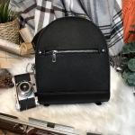 กระเป๋าสะพายเป้ ZARA Sturby Backpack With Zips 2017 สไตล์ PRADA สีดำ