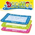 กระดานน้ำ วาดภาพด้วยน้ำเปล่า จางหายได้เอง พร้อมปากกา - Doodle Water Magic
