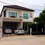 บ้านเดี่ยว 2ชั้น หลังมุม โครงการเดอะชารีน่า คลองจินดา สามพราน นครปฐม