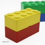 กล่องเก็บของเลโก้ < พร้อมส่ง >