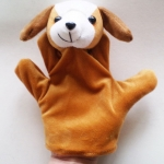 ตุ๊กตามือ หุ่นมือรูปสุนัข