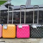 กระเป๋าเดินทางล้อลากแบรนด์ Swiss Gear ขนาด 16 x 16 นิ้ว