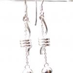 ต่างหูเงิน Thai Silver Earring 925