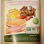 แป้งกลูเต็นฟรี แป้งเบเกอรี่สำเร็จรูป Gluten free สำหรับทำแพนเค้กและวาฟเฟิล Bakerise