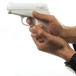 ปืนเลเซอร์โปรเจคเตอร์ยิงเวลา <พร้อมส่ง>