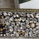 กระเป๋าเงิน ใบยาวซิปรอบ สไตล์ Chanel สวยหรู ไม่เหมือนใคร ห้ามพลาดเลยน๊า ราคา 990 ส่งฟรี ems