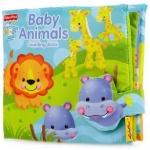หนังสือผ้า Baby Animal Counting Book