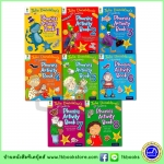Oxford Reading Tree : Songbirds Phonics Activity Book : Julia Donaldson : 8 Books Set เซตแบบฝึกหัด 8 เล่ม