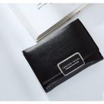 กระเป๋าสตางค์ใบสั้น FOREVER YOUNG S สีดำ