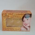 ไฮยาดี้ กลูต้า ฟิลเลอร์ ไวท์โกลด์ โซพดี้ 1@89 Hiyad White Filler White Gold Soap