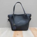 กระเป๋า Amory Leather Everyday Tote Bag สีดำ กระเป๋าหนังแท้ทั้งใบ 100%