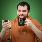 แก้วแบตเตอรี่ Battery Coffee Mug