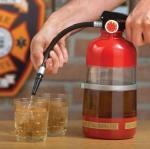 ปั้มกดเบียร์ถังดับเพลิง บรรจุ 1 ลิตร