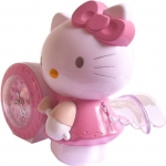 นาฬิกาปลุก Hello Kitty นางฟ้า < พร้อมส่ง >