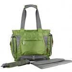 Ecosusi กระเป๋าโท้ทคุณแม่ กระเป๋าคุณแม่ กระเป๋าใส่ผ้าอ้อม ผลิตจากไนล่อนคุณภาพสูง ทนทาน ช่องใส่ของเยอะ