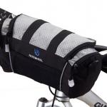 กระเป๋าจักรยานติดแฮนด์ ถอดสะพายข้างได้ (Bicycle handlebar bag)