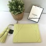 กระเป๋า Topshop Clutch Hand Bag Green ราคา 890 บาท Free Ems