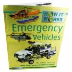 How It Works : Emergency Vehicles มันทำงานอย่างไร รถฉุกเฉิน สารานุกรม encyclopedia