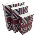 ตู้เซฟหนังสือ ลายธงชาติอังกฤษ